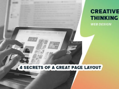 4 Secrets of a Great Page Layout