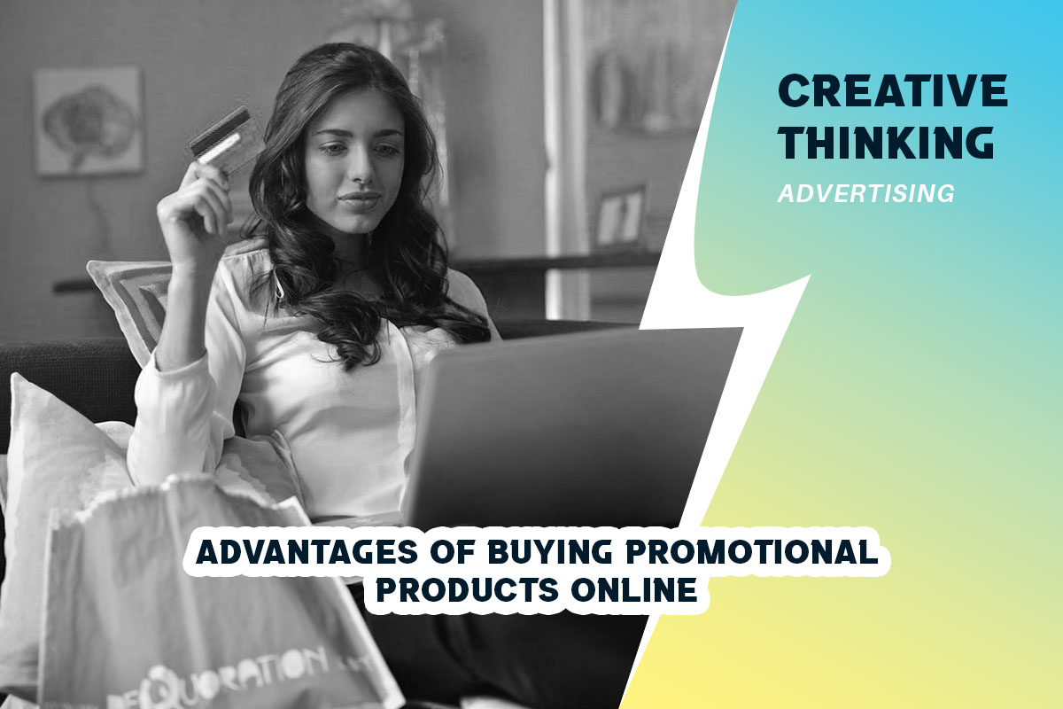 Advantages of Buying Promotional Products Online