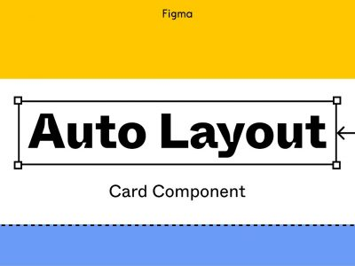 Figma Tutorial Card Component with Auto Layout