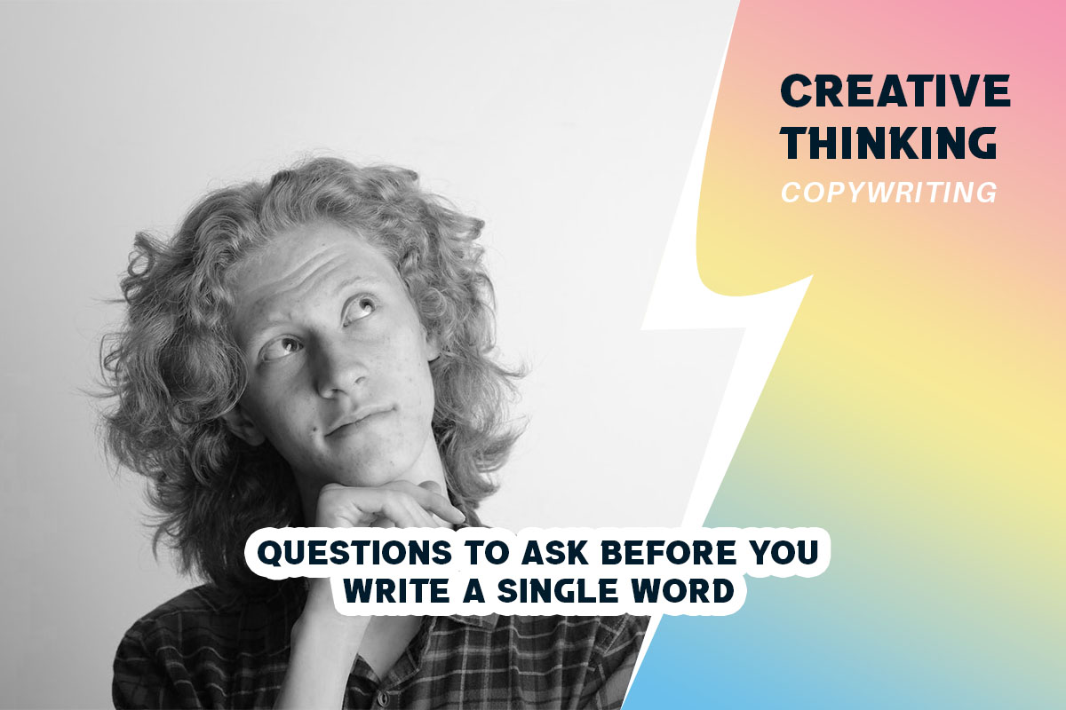 Questions to Ask Before You Write a Single Word