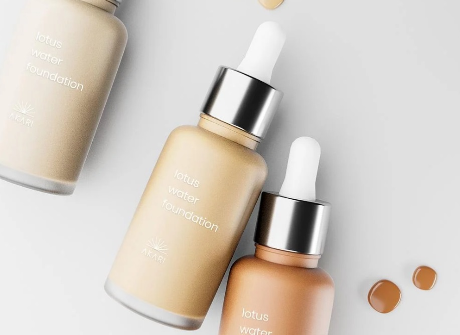 Free Download Cosmetic Dropper Packaging Mockup PSD
