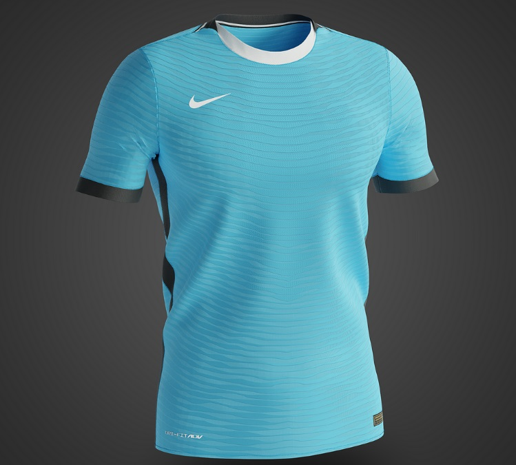 Free Download Dry Fit Sport Jersey Mockup PSD