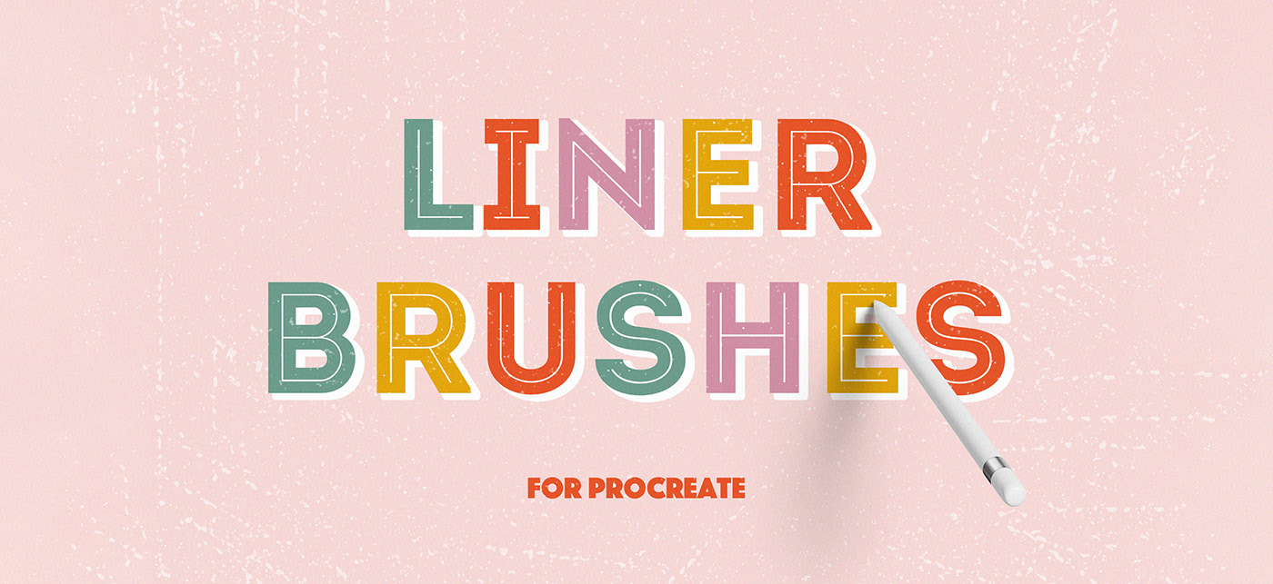 Free Download Liner Procreate Brushes 1