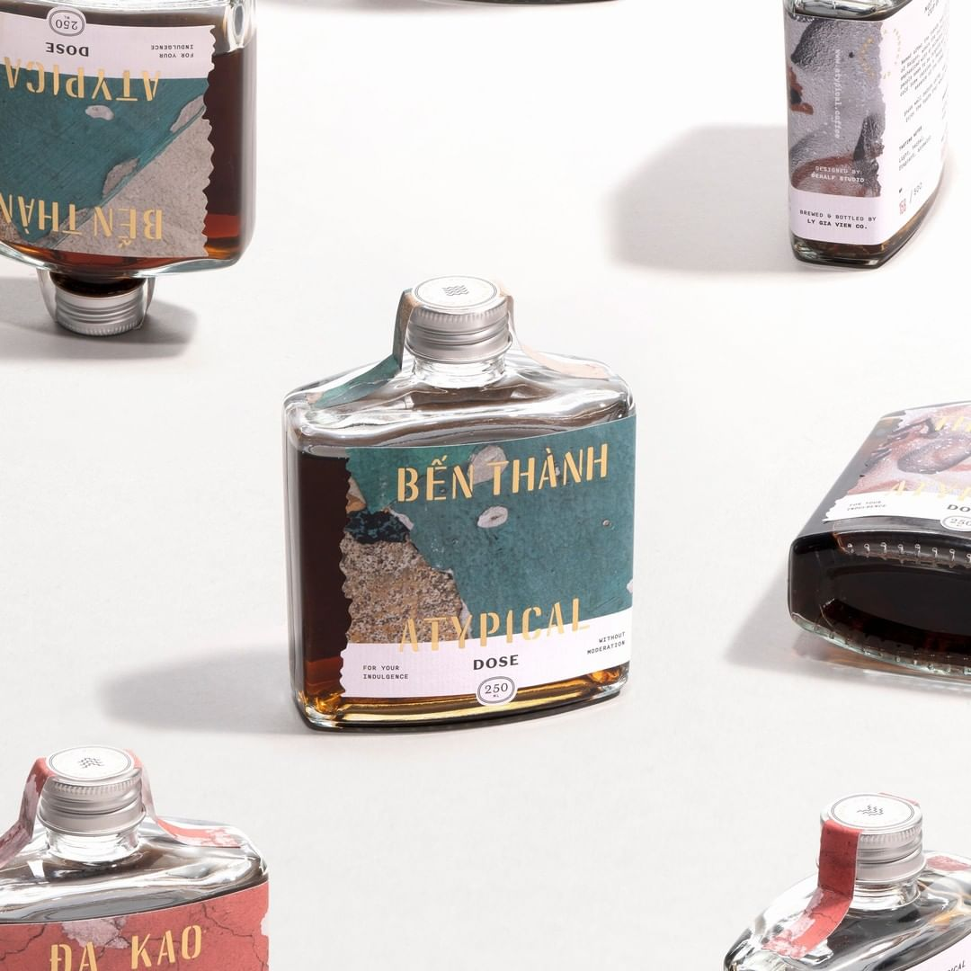 Atypical Packaging Design