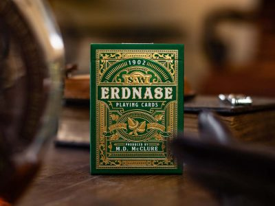 S.W. Erdnase Playing Cards Design Inspiration
